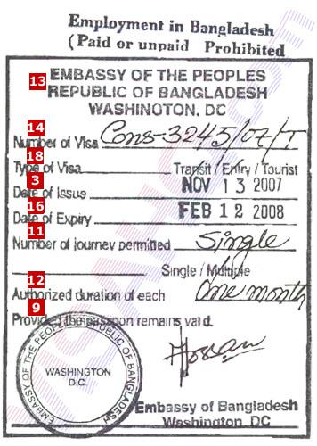 Bangladesh Visa - Application, Requirements | VisaHQ