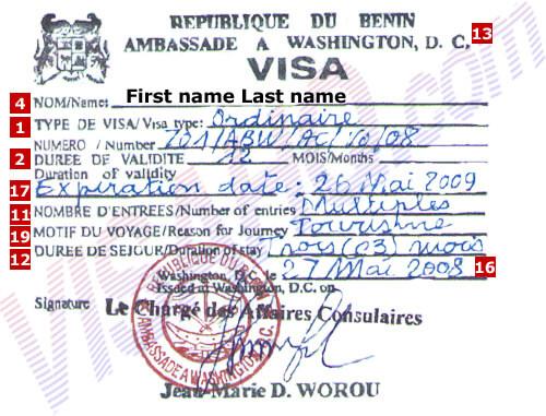 Beninois Dating Site.)