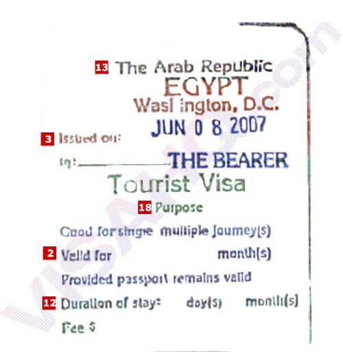 Egypt Visa Application Requirements Visahq
