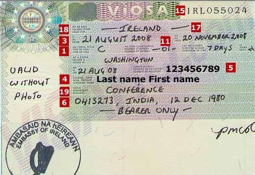 Ireland Visa - Application, Requirements | VisaHQ