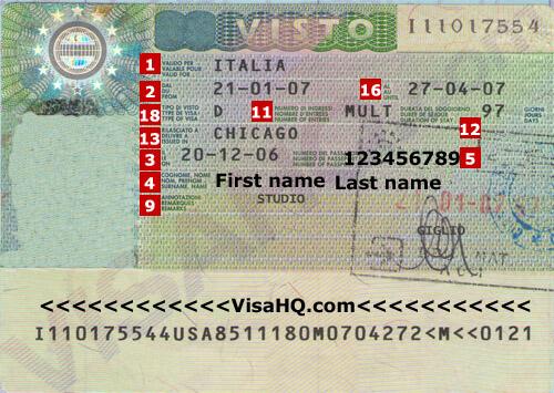 Italy Visa - Application, Requirements | VisaHQ