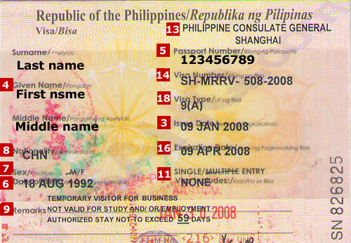 Philippines Visa - Application, Requirements | VisaHQ