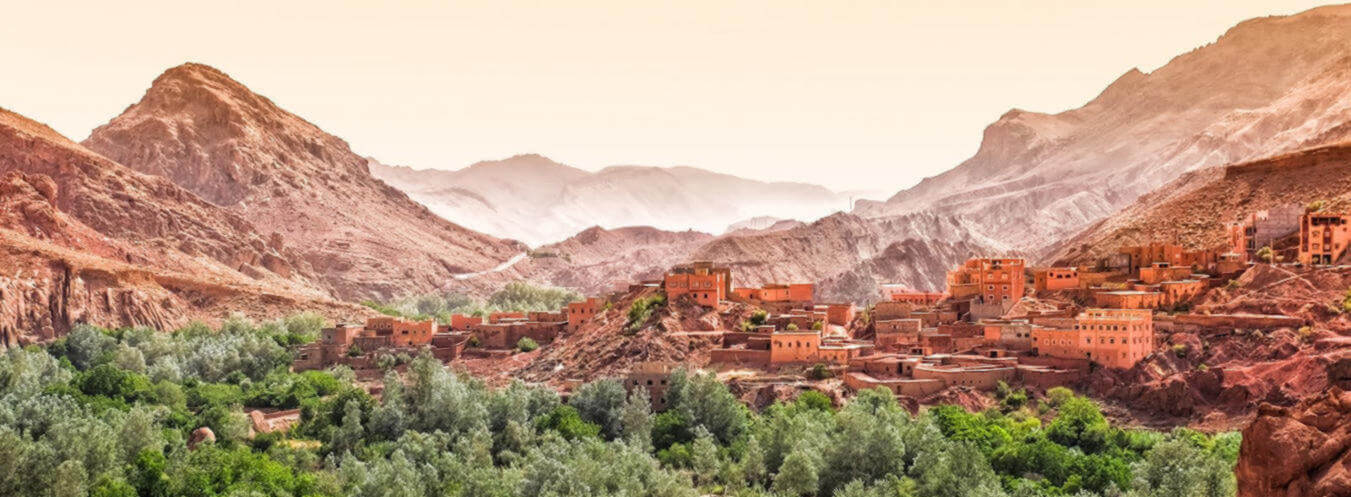 Morocco visa application and requirements